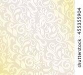 pattern in arabic style.... | Shutterstock . vector #455355904