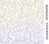 pattern in arabic style.... | Shutterstock . vector #455356900