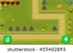 strategy platformer game asset