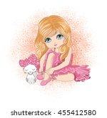 girl vector girl illustration...