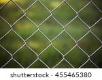 A Nice Chain Link Fence In...