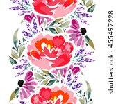abstract elegance seamless...   Shutterstock .eps vector #455497228
