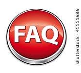 red faq button. vector...   Shutterstock .eps vector #45551686