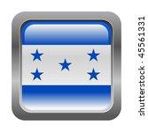metallic button in colors of...   Shutterstock .eps vector #45561331