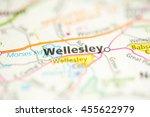 Small photo of Wellesley. Boston. USA