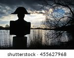 Small photo of Admiral Brommy Monument / Admiral-Brommy-Denkmal / Bremen, St. Magnus, Knoops Park