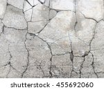 abstract dirty rough cement... | Shutterstock . vector #455692060