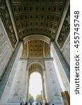 paris  france   dec 17  2005 ...   Shutterstock . vector #455745748