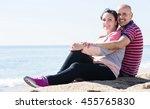 mature positive spanish  couple ... | Shutterstock . vector #455765830