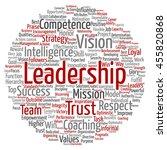 concept or conceptual business... | Shutterstock . vector #455820868