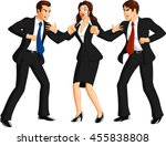 vector illustration of a...   Shutterstock .eps vector #455838808