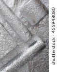 Small photo of aluminium foil figures