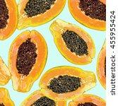 bright  juicy  color  summer ...   Shutterstock .eps vector #455955424