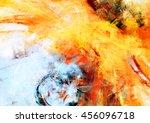 sunlight. bright dynamic... | Shutterstock . vector #456096718
