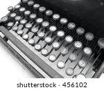 Royal Typewriter Keyboard