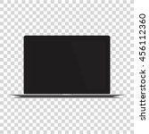 laptop. vector illustration.  | Shutterstock .eps vector #456112360