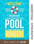 colorful vector poster  flyer... | Shutterstock .eps vector #456126004