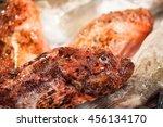 Fresh Scorpion Fish On The Fis...