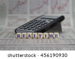 realtime | Shutterstock . vector #456190930