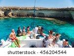 Agia Napa  Cyprus   July  16...