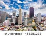 San Francisco  California  Usa...