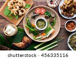 Tradition Northern Thai Food....