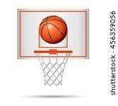 Basketball Basket  Hoop  Ball...