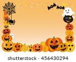 halloween  jack o lantern | Shutterstock . vector #456430294