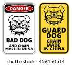 Bad Dog  Chain Made In China....