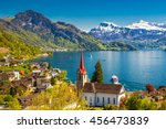 Famous Boats On Lake Lucerne ...