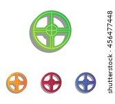 sight sign illustration....   Shutterstock .eps vector #456477448