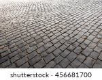 Close Up View Of Paving Stone...