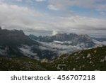 italian dolomites   Shutterstock . vector #456707218