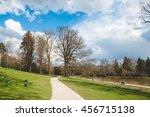 dunorlan park  royal tunbridge... | Shutterstock . vector #456715138