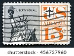 united states of america  ... | Shutterstock . vector #456727960