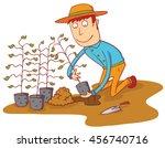 conservation | Shutterstock .eps vector #456740716