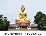 Huge Golden Buddha