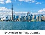 The Beautiful Toronto\'s Skylin...