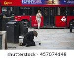 london  uk   jule 29 2015  the... | Shutterstock . vector #457074148