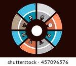 presentation concept | Shutterstock .eps vector #457096576