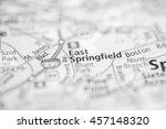 east springfield. massachusetts....   Shutterstock . vector #457148320