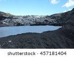 solheimajokull 4 | Shutterstock . vector #457181404