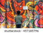 kuala lumpur  malaysia   23rd... | Shutterstock . vector #457185796
