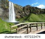 seljalandsfoss 2 | Shutterstock . vector #457222474