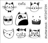 Cat Illustration Series  Cats...