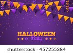 Halloween Carnival Background...