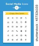 vector line social media tiny...