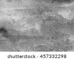 gray watercolor background | Shutterstock . vector #457332298