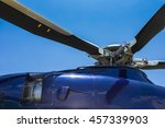 Helicopter Head And Rotor...