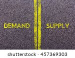 tarmac background with the... | Shutterstock . vector #457369303